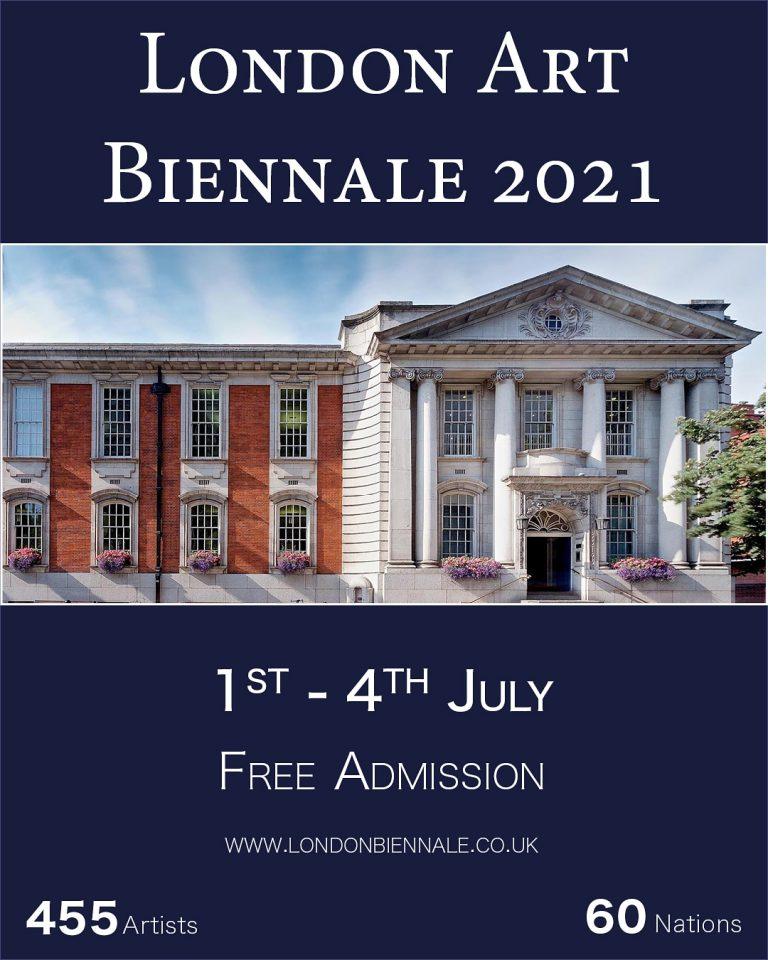I.Antanauskiene London Biennale 21